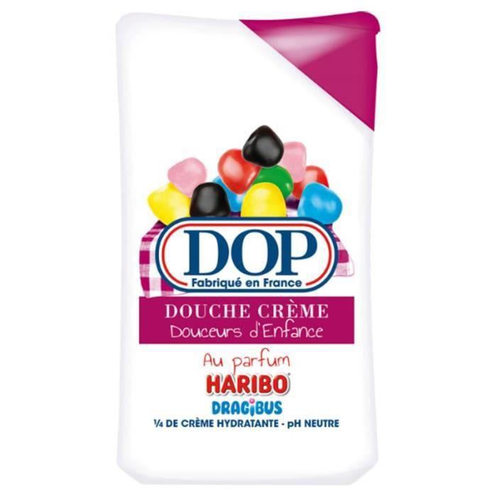 DOP Gel Douche Parfum Haribo Dragibus (lot de 10 x 3 flacons)