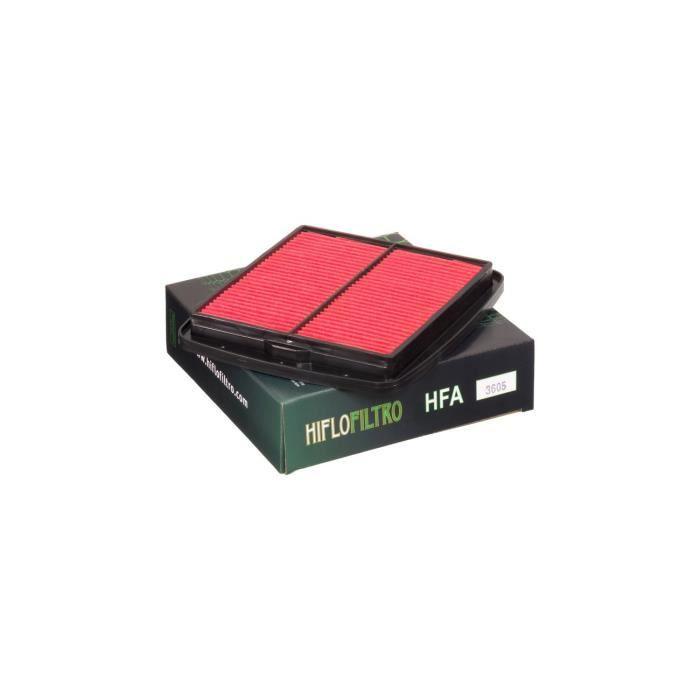 SUZUKI 600-1200 BANDIT-95/00 / 750 GSXR-92/95 / 1100 GSXR-93/98 - FILTRE A AIR-HFA3605