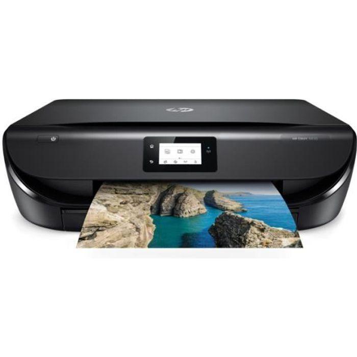 Imprimante jet d'encre HP Envy 5030 • Imprimante - Scanner • Informatique - Tablette