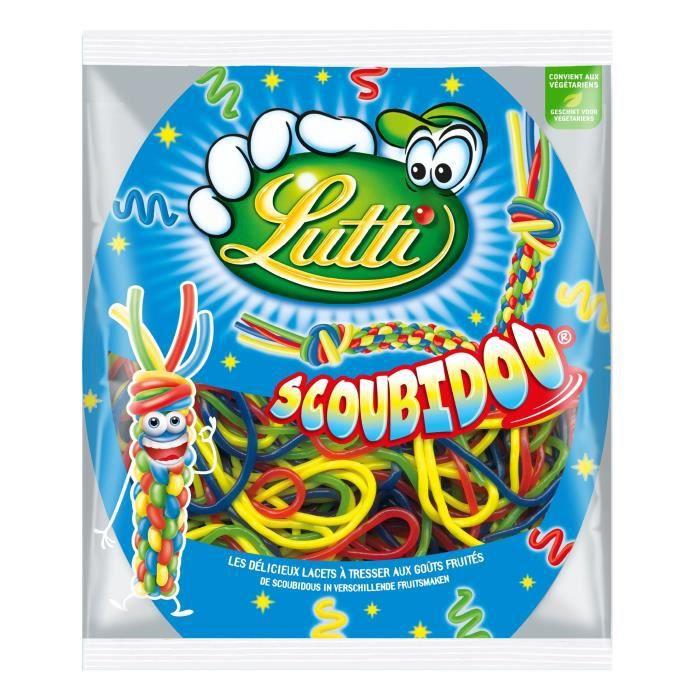 LUTTI Bonbon Scoubidou - 100 g