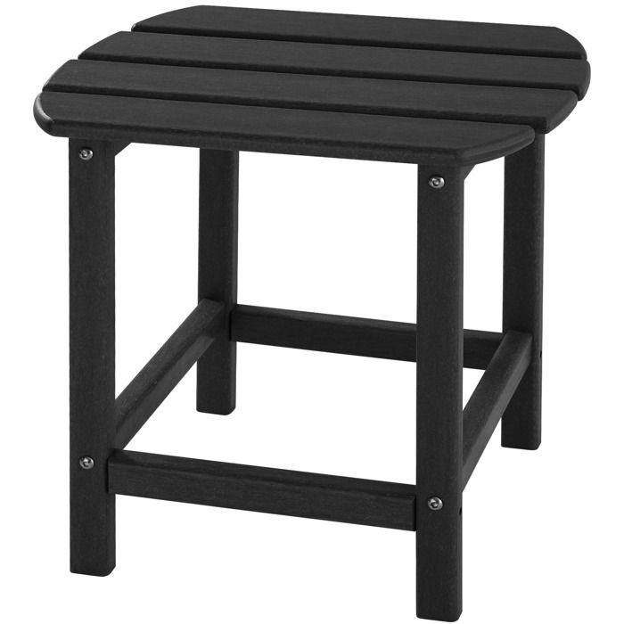 Table d'appoint Kamala - noir