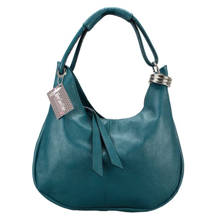 Guess Shoulder Bag turquoise petrol