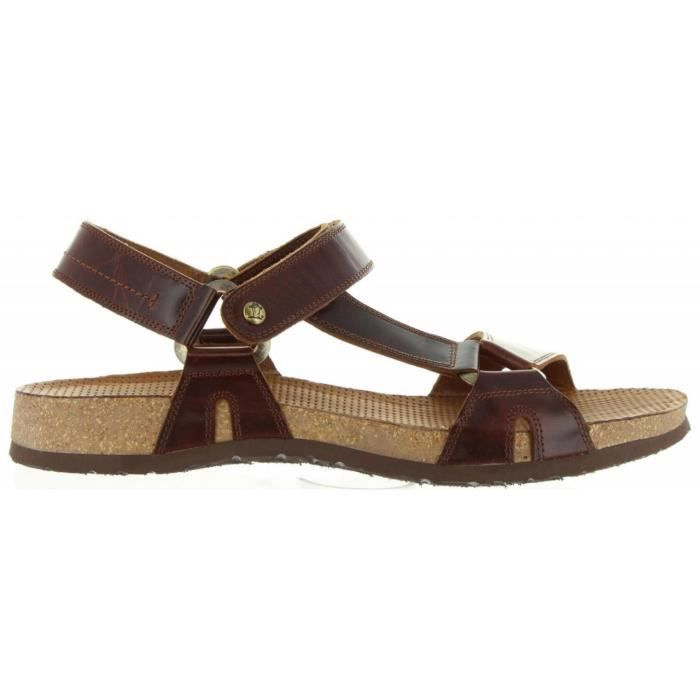 Sandales pour Homme PANAMA JACK FRODO CLAY C1 PULL-UP CUERO
