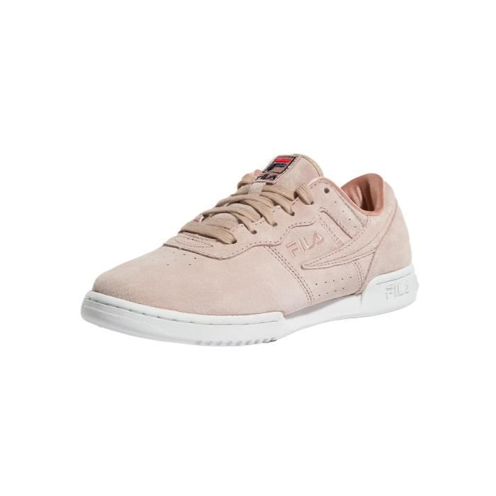 Baskets S Fila Original Femme Rose Heritage Chaussures Fitness 7q7xEwZYr