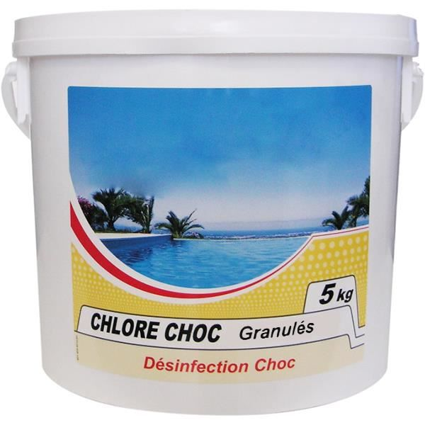 nmp chlore choc granul 5kg chlore choc granules achat vente traitement de l 39 eau nmp. Black Bedroom Furniture Sets. Home Design Ideas