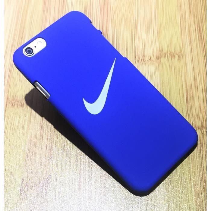 nike coque iphone 6 plus 6s plus bleu