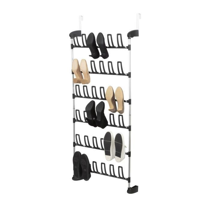 rangement chaussures de porte 18 paires achat vente. Black Bedroom Furniture Sets. Home Design Ideas
