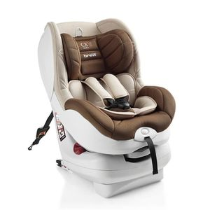 BREVI Si?ge Auto Groupe 0+/1 CX Isofix TT Top Tether Tortora/Panna