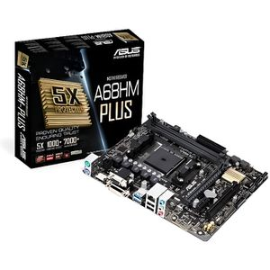 Asus carte m?re A68HM-PLUS 90MB0L40-M0EAY0