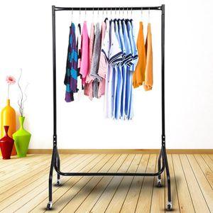 PENDERIE MOBILE Portant Pour Vêtements Support de vêtement Télesco