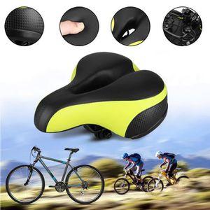 SELLE - TIGE DE SELLE Selle de vélo en gel de suspension de siège de vél