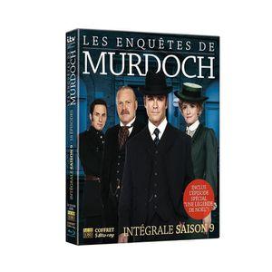 BLU-RAY SÉRIE Les Enquêtes de Murdoch - Saison 9 [Blu-ray]