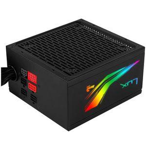 ALIMENTATION INTERNE Aerocool Lux RGB M 550W - Alimentation modulaire R
