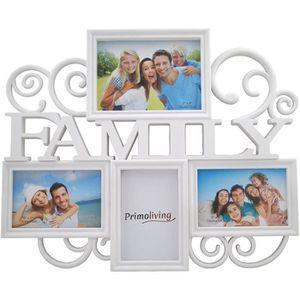 CADRE PHOTO PrimoLiving Family Galerie pour 4Photos en 3D Asp