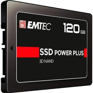 DISQUE DUR SSD Emtec SSD X150 Power Plus disque SSD 2.5