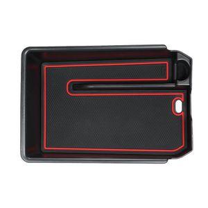 LITTOU Compass 2017 Up Plaque de rangement daccoudoir int/érieur noir Center Console Plateau /à compartiments