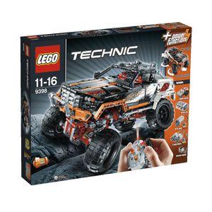 ASSEMBLAGE CONSTRUCTION Lego Technic Le 4 x 4 Crawler