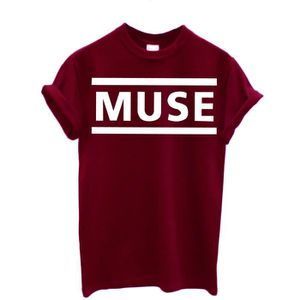 T-SHIRT T-shirt Homme -  Muse T-shirt con stampa rock band