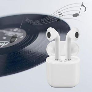 CASQUE AVEC MICROPHONE i10 TWS True Bluetooth 5.0 Écouteurs Casques Ecout