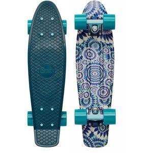 ROCKET Complet Rasta Fade Skateboard Mixte Adulte Multicolore 8 in