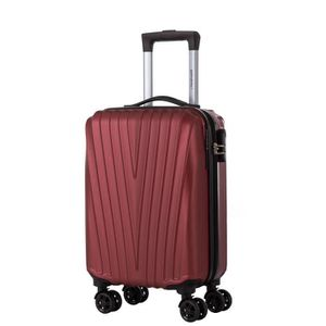VALISE - BAGAGE TRAVEL WORLD Valise trolley Low Cost 50cm avec 4 r