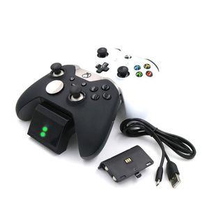 CHARGEUR - ADAPTATEUR  Chargeur 3 en 1 Xbox ONE / Xbox Ones / Elite avec
