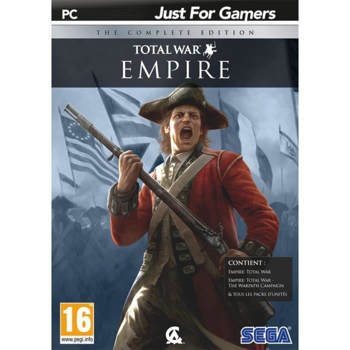 Empire Total War The Complete Edition Jeu PC