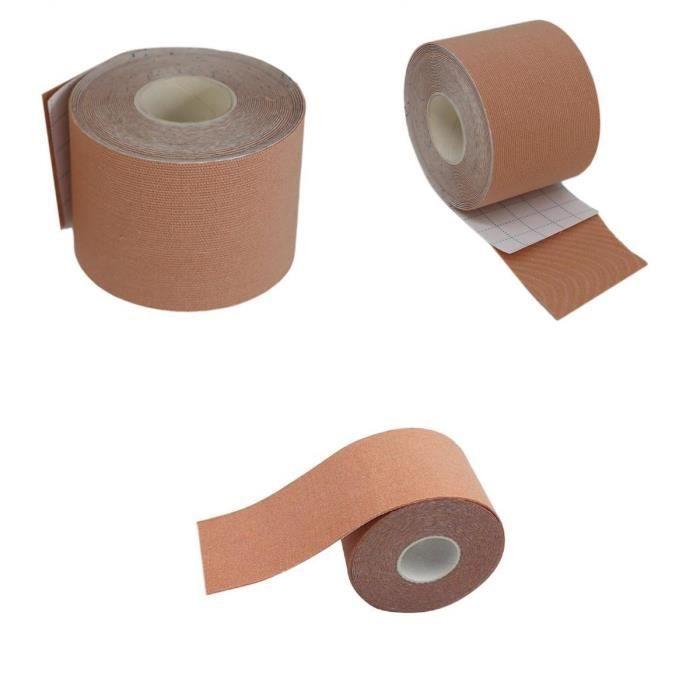 3x Imperméable Respirant Bricolage Soutien-gorge Ruban Adhésif De Levage De Poitrine Pour A-E Cup