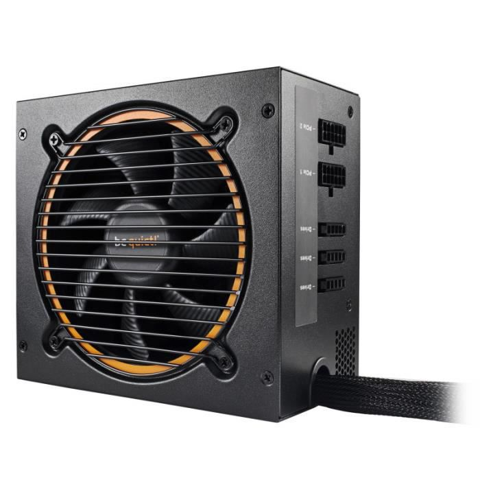 be quiet! Alimentation Pure Power 11 Cm 600W