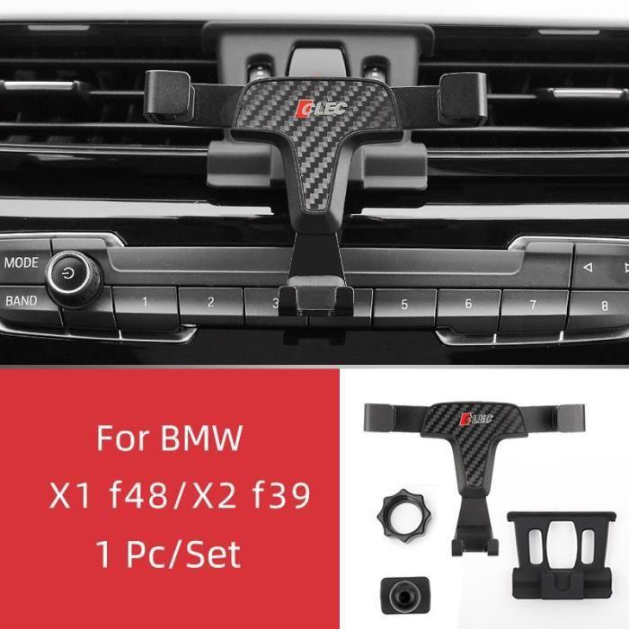 Pour BMW F30 F34 F20 G30 X1 F48 X3 G01 X5 F15 X6 Serie 1 Accessoires De support pour téléphone Portable - Type F48(X1) F39(X2)