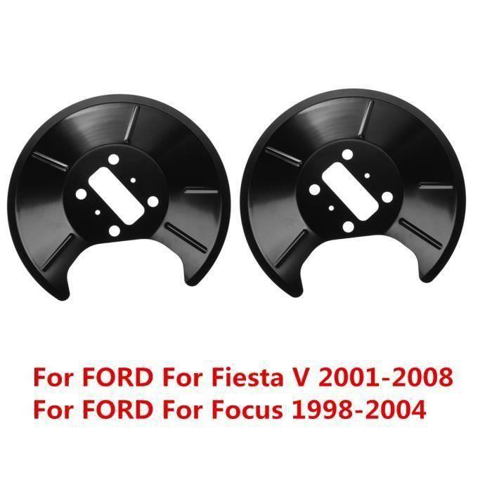 2X Protection de Disque Frein Arrière Voiture pour Ford Fiesta V 2001-08 Focus 1998-2004 @KK