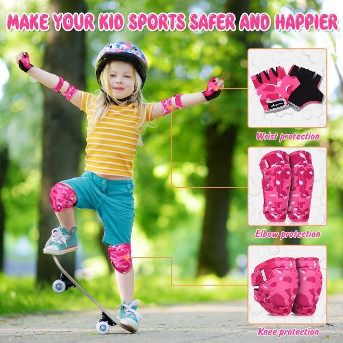 Protection Roller Enfant,Sets de Protection Enfant Ajustable -ekd