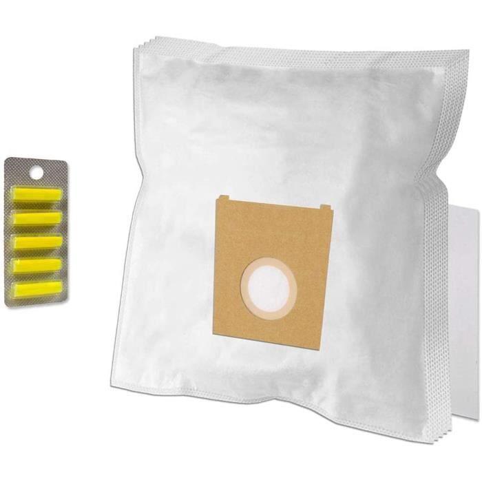 Set 5 Parfums 1 Filtre 5 Sacs Aspirateur pour Siemens Super E 320330 Super L 910920930Electronic906
