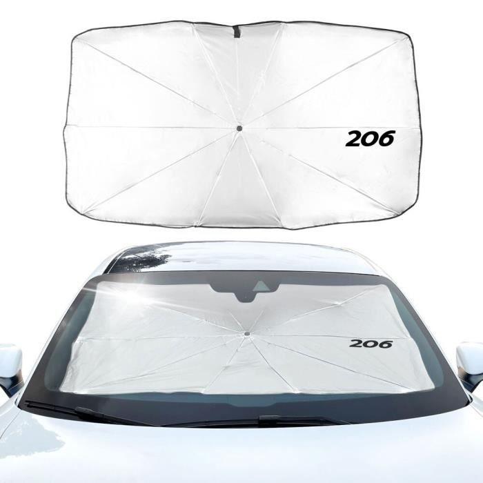Pare-soleil de voiture, pare-brise, fenêtre avant, accessoires automobiles, pour Peugeot 108 206 207 208 307 For 206