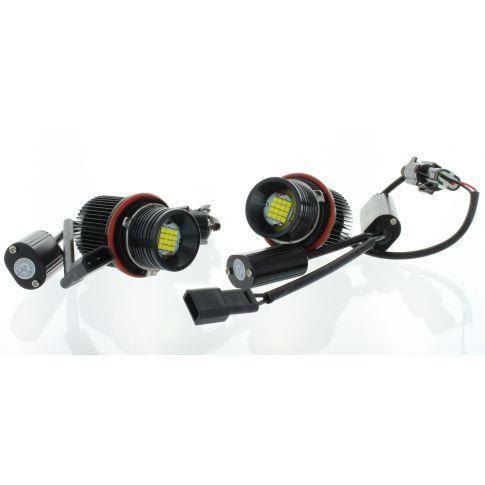 Pack 2 ampoules angel eyes 80W E39 / E53 / E60 / E61 / E63 / E64... - Garantie 3 ans
