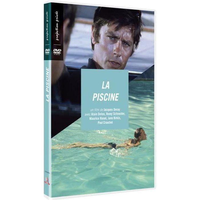 M6 Vidéo La piscine DVD - 3475001053398