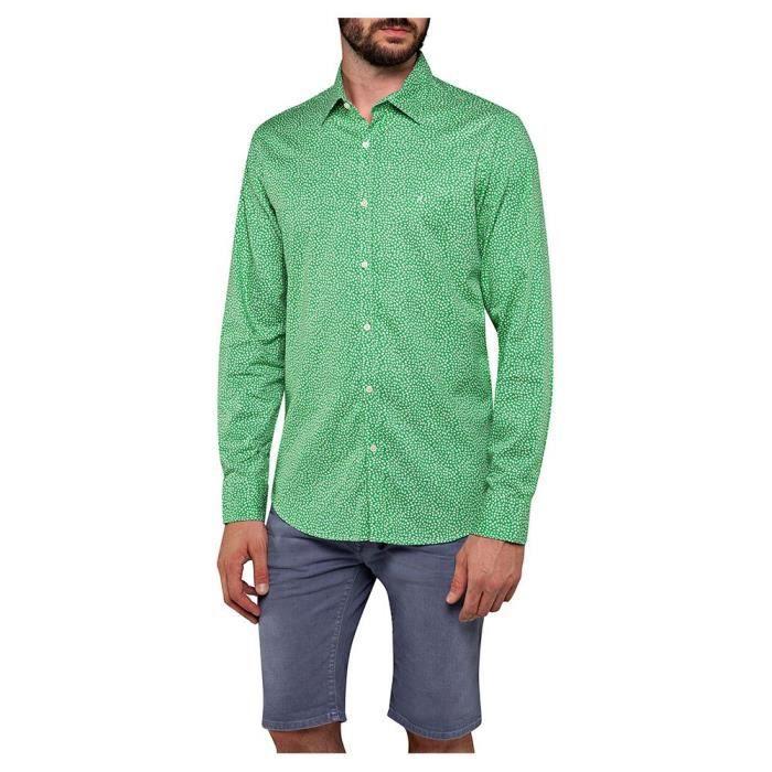 Vêtements Homme Chemises Replay M4025 Shirt