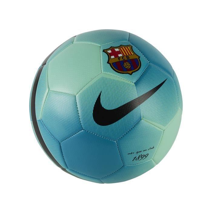 Ballon Nike FC Barcelone Prestige T.5 Vert