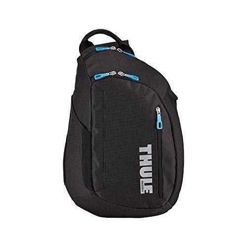 Thule Crossover Sling Pack - Sac à dos pour ordinateur portable - 13- - Noir - pour Apple MacBook Pro (13.3 -)