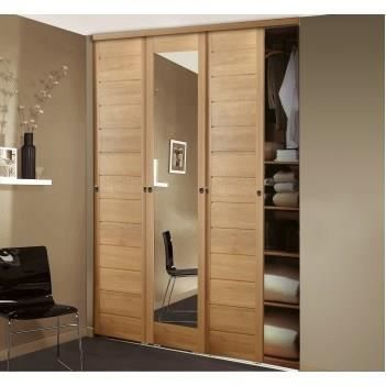 miroir a coller sur porte coulissante sur tableau isolant thermique. Black Bedroom Furniture Sets. Home Design Ideas