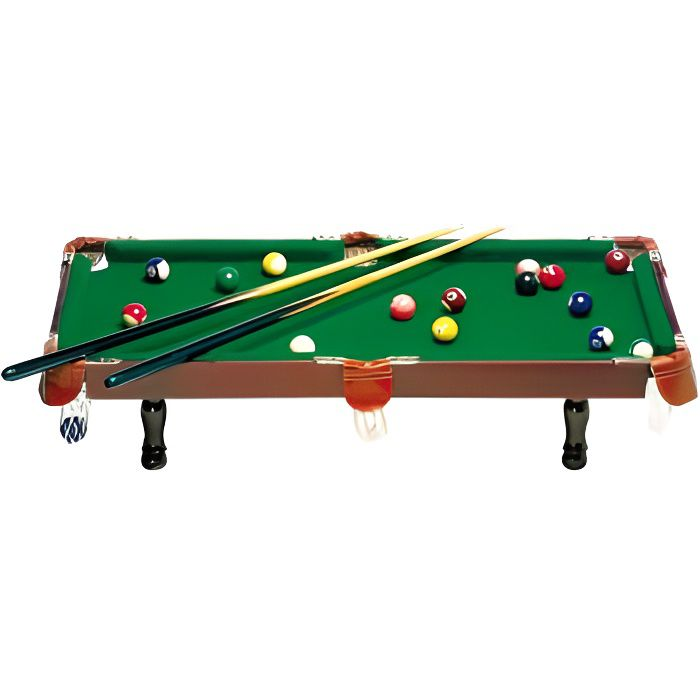 billard de table de table achat vente billard cdiscount. Black Bedroom Furniture Sets. Home Design Ideas