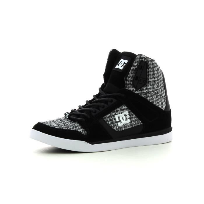 Baskets montantes DC shoes Rebound High SE zba18Uc