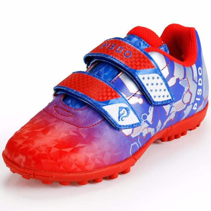 Femmes Hommes Sport Chaussures Sneaker Baskets Chaussures De Course Fermeture Velcro Neuf 15910