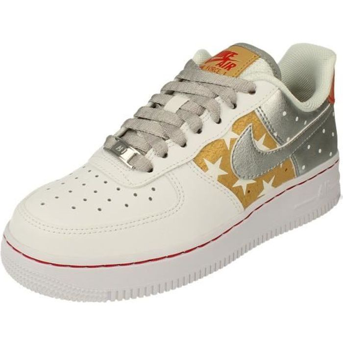 Nike Femme Air Force 1 07 Trainers Ct3437 Sneakers