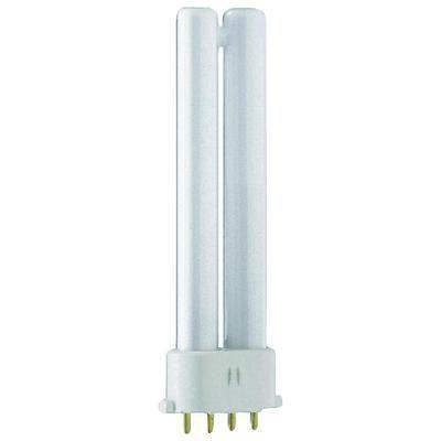 AMPOULE - LED Ampoule tube fluorescent Master PL-S 2G7-9W-830 Os