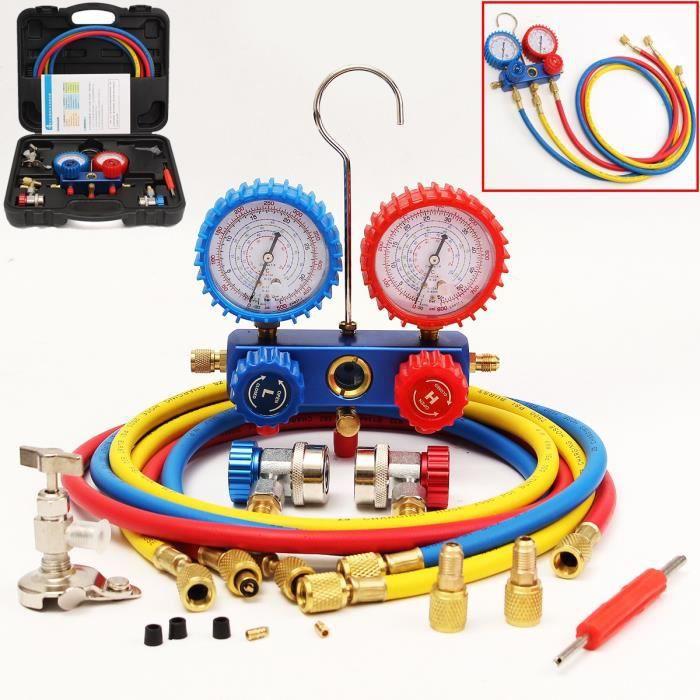 Smart Testeur pour r134a climatisation froid manomètre *** NEUF ***