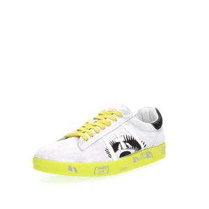 PREMIATA SNEAKERS Homme YELLOW, 43