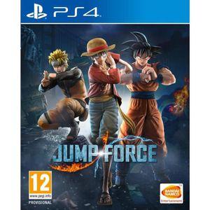 JEU PS4 Jump Force Jeu PS4