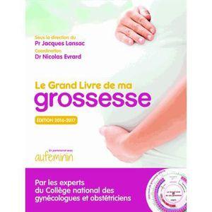 LIVRE ENFANT FAMILLE Le grand livre de ma grossesse