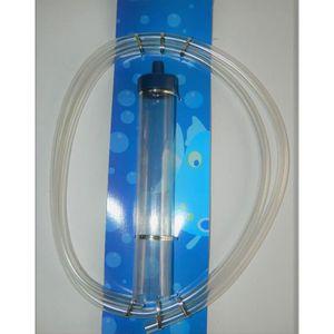 ENTRETIEN ET TRAITEMENT Aspirateur siphon d'Aquarium et nettoyeur de gravi